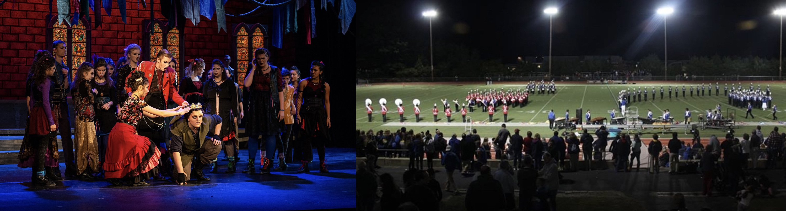 Theater (PC) and Marching Band